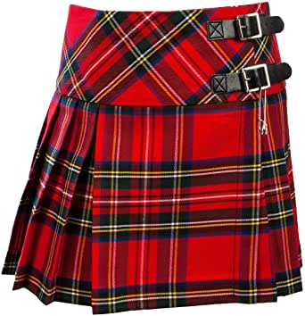 The Kilt Baby Girls Luxury Scottish Billie Mini Skirt Available in ...
