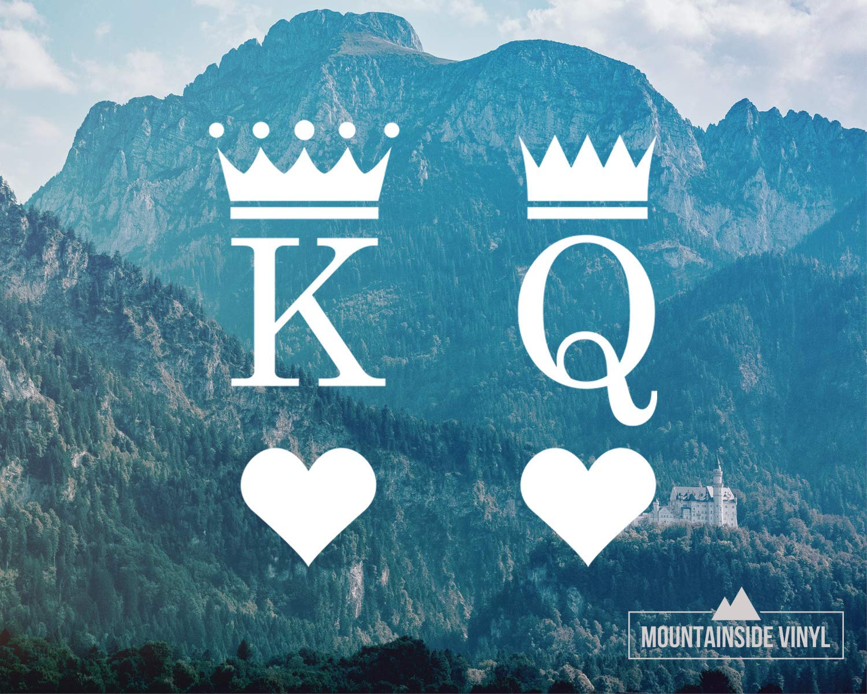 King /& Queen Vinyl