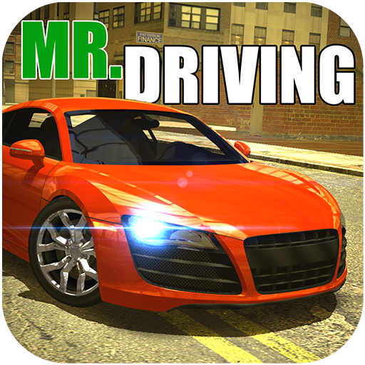Mr Driving - Car Parking and Drive Simulator