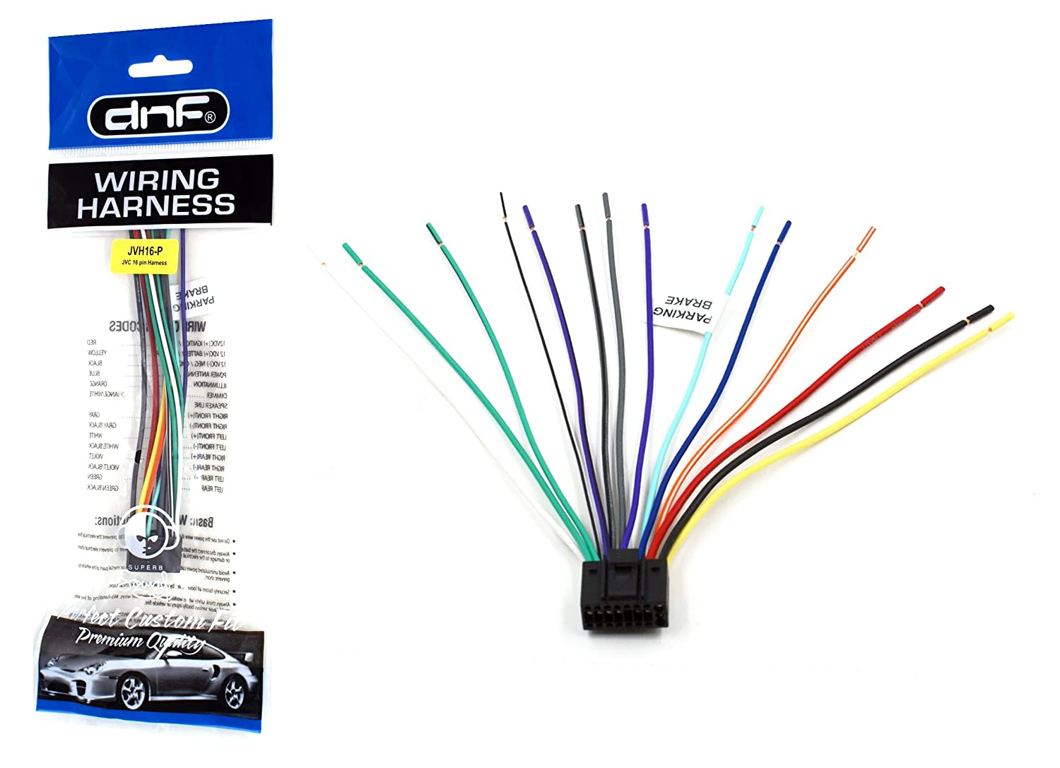 81vur4eVafL._SL1500_ amazon com dnf jvc wiring harness kw avx720 kwavx720 with parking jvc kw-avx720 wiring harness at n-0.co