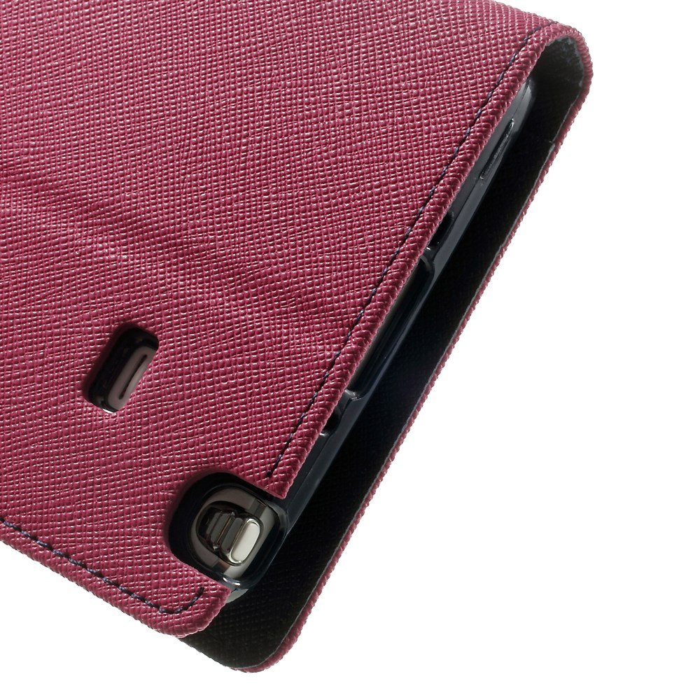 Amazoncom Mercury Fancy Diary Leather Case For Samsung Goospery Galaxy A5 2016 Canvas Pink Note 4 Wallet N910 With Stand Cell Phones Accessories