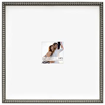Amazon.com: MCS 20x20 Inch Signature Bead Frame with 5x5 Inch Mat ...