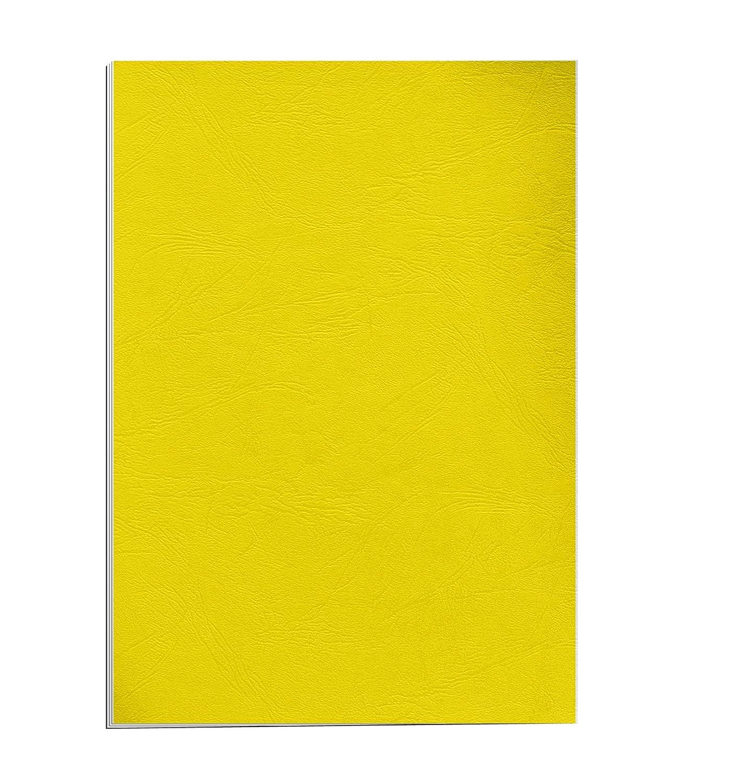 Fellowes 5371603 Copertine per Rilegatura Delta FSC, Formato A4, Confezione da 100 Pezzi, Rosso Scuro