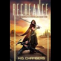 Recreance (The Aeternum Chronicles Book 1) (English Edition)