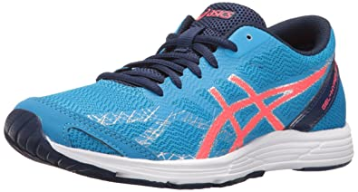 competitive price 694bf da09e ASICS Women s Gel-Hyper Speed 7 Running Shoe Diva Blue Diva Pink Indigo