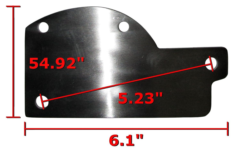 Amazon.com: Vector Batwing Fairings F11-2 Yamaha V Star 650/1100 Classic fiberglass batwing fairing with 2x6