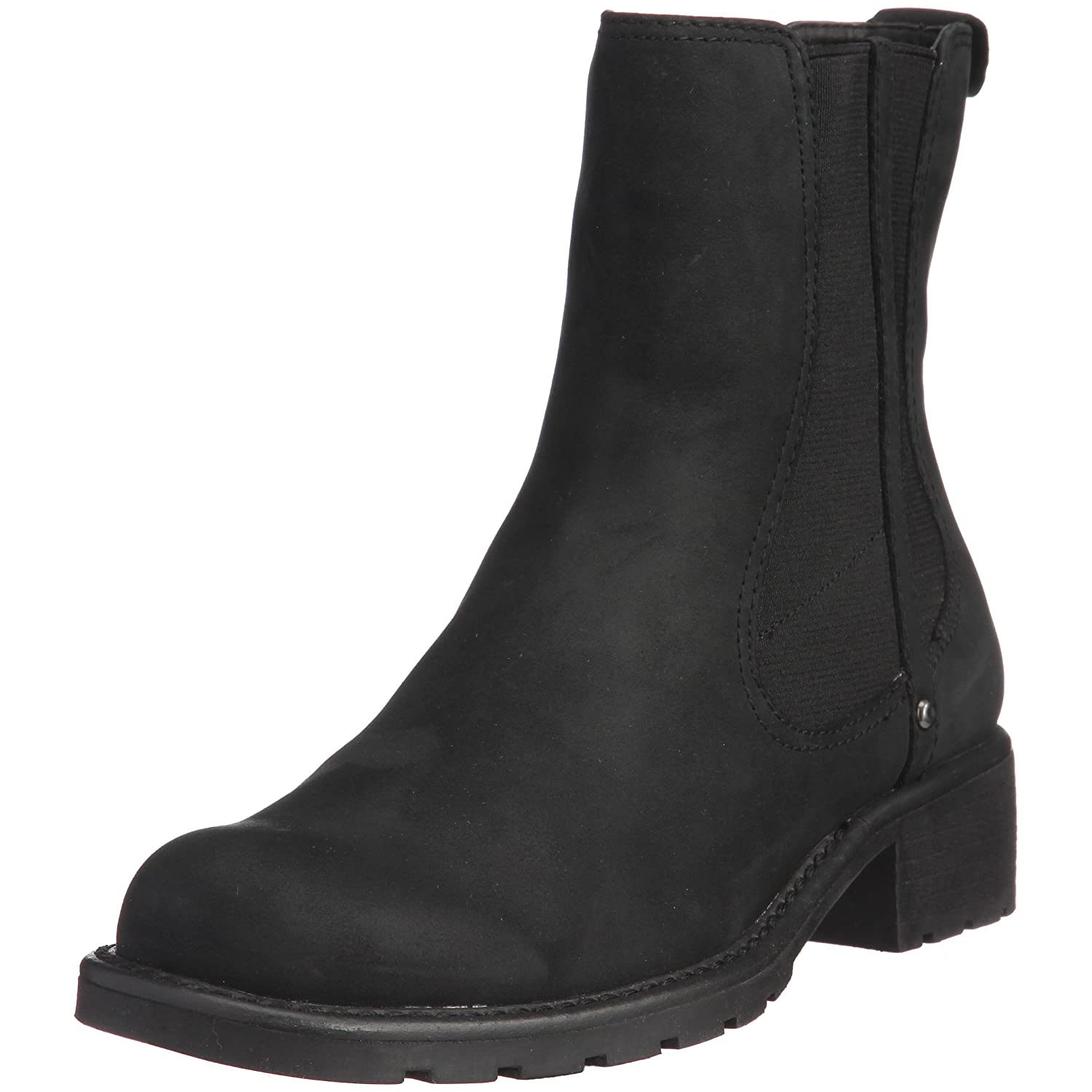 Clarks Femme Orinoco Club, Bottes Chelsea Femme Orinoco Noir (Black Bottes Leather) ee8f3a0 - conorscully.space