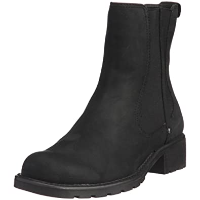 3c3f0614ec9 Clarks Orinoco Club, Women's Boots, Black (Black Leather), 3 UK (