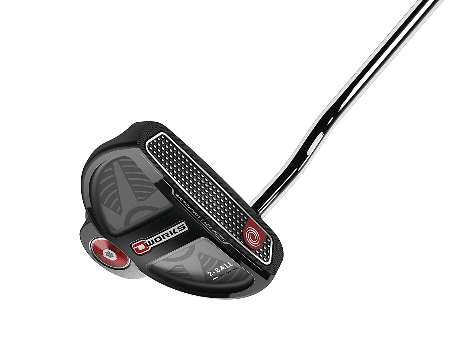 o works 2 ball putter