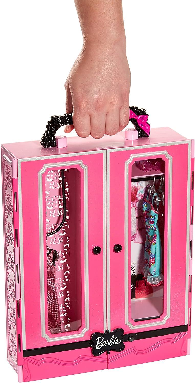 Amazon.es: Barbie - Armario Style (Mattel BMB99): Juguetes y juegos