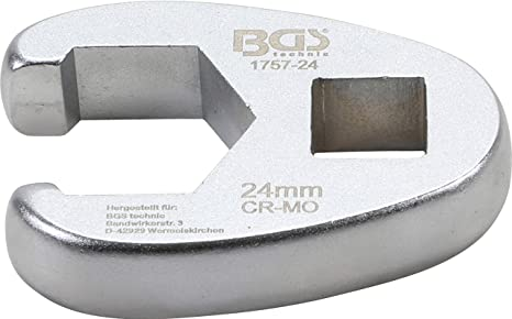 17 mm 3//8 BGS 1756-17 Hahnenfuß-Schlüssel 10