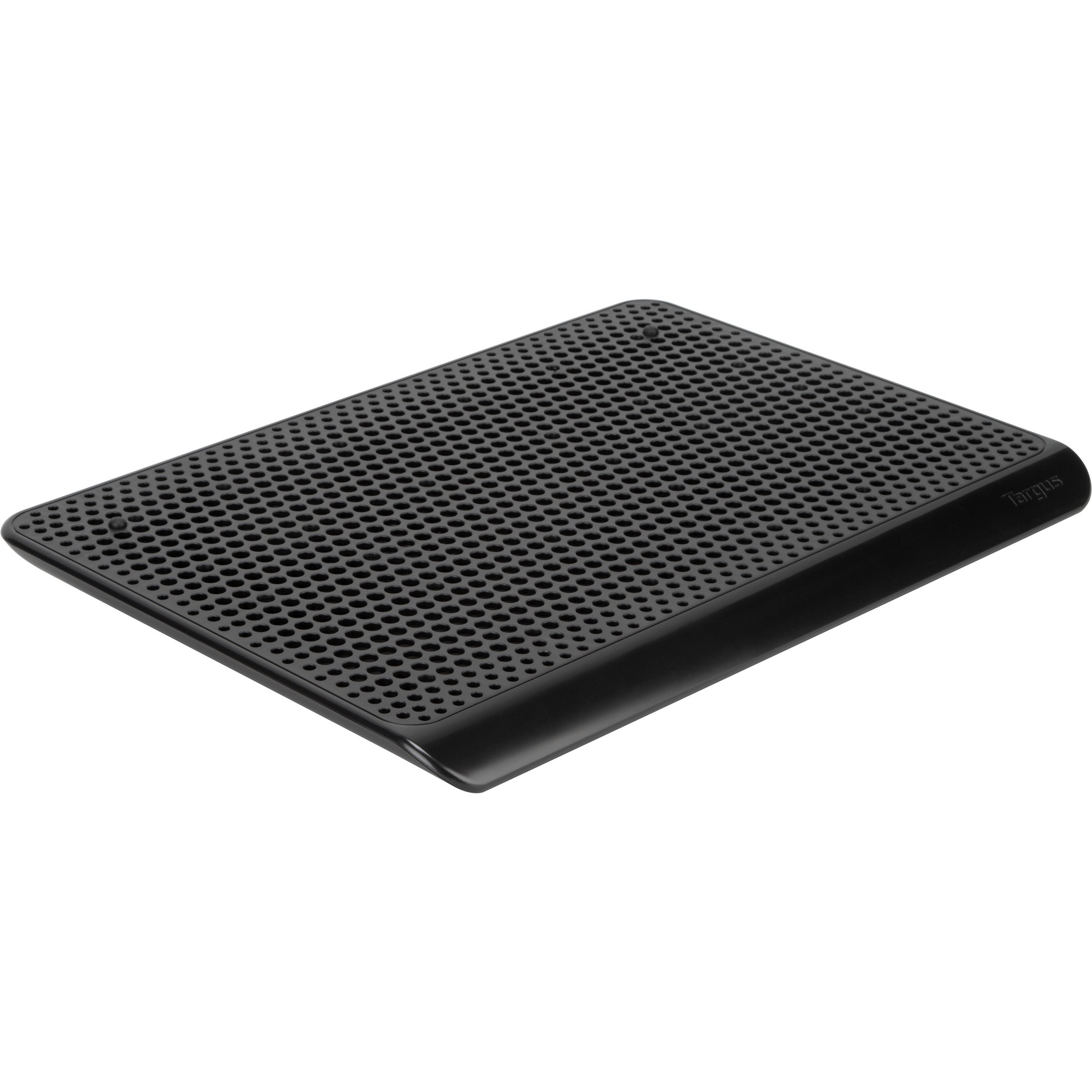Targus Certified Pre-Owned Dual Fan Chill Mat for Laptop up to 16 Inches, 13.5 x 9.25 x 1 Inches, Black (AWE61US, Refurbished)