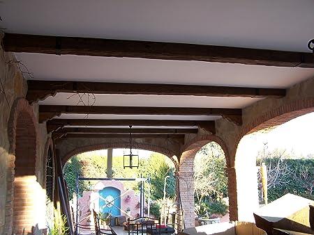 4 Mensulas Soporte Decorativa de Poliuretano para la viga Ancho 14 ...