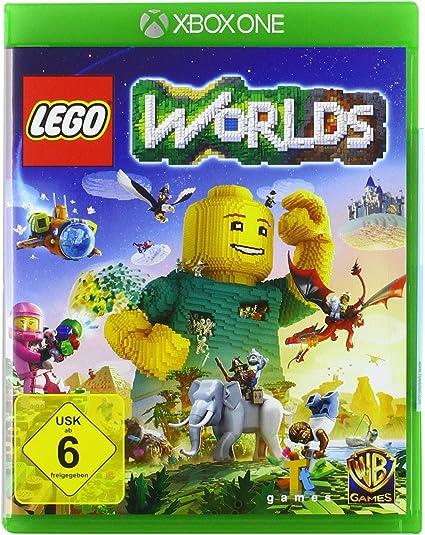 Warner Bros. Interactive Lego Worlds PS4: Amazon.es: Videojuegos