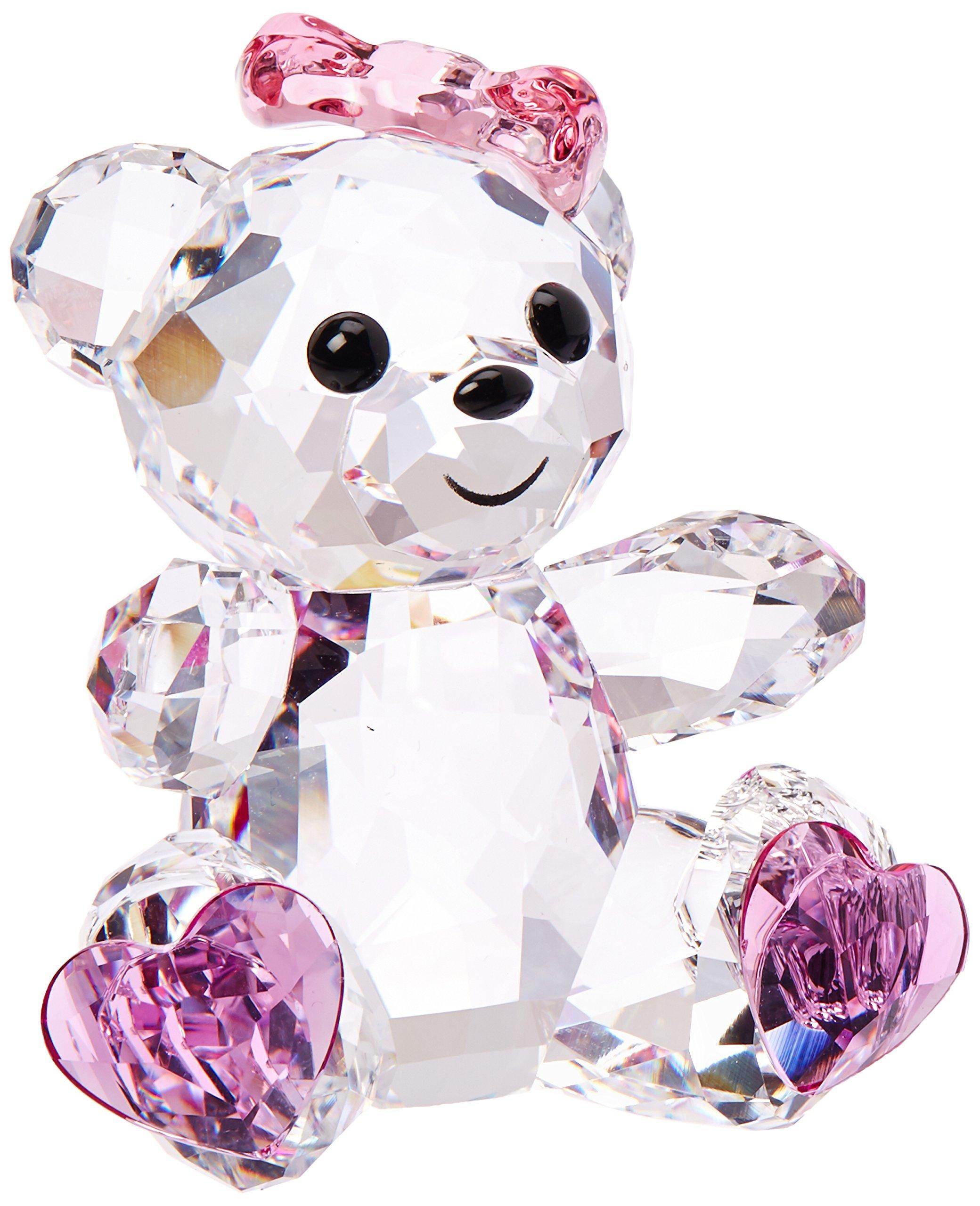 Swarovski SW5301571 Crystal Kris Bear - Sweetheart Figurine New 2018