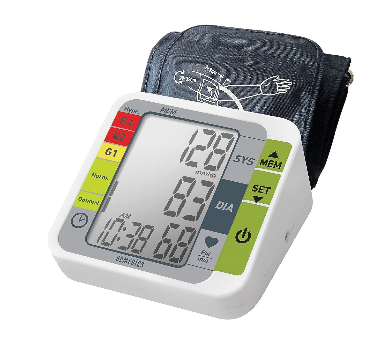 HoMedics BPA-2000-EU - Tensiómetro de brazo: Amazon.es: Salud y ...