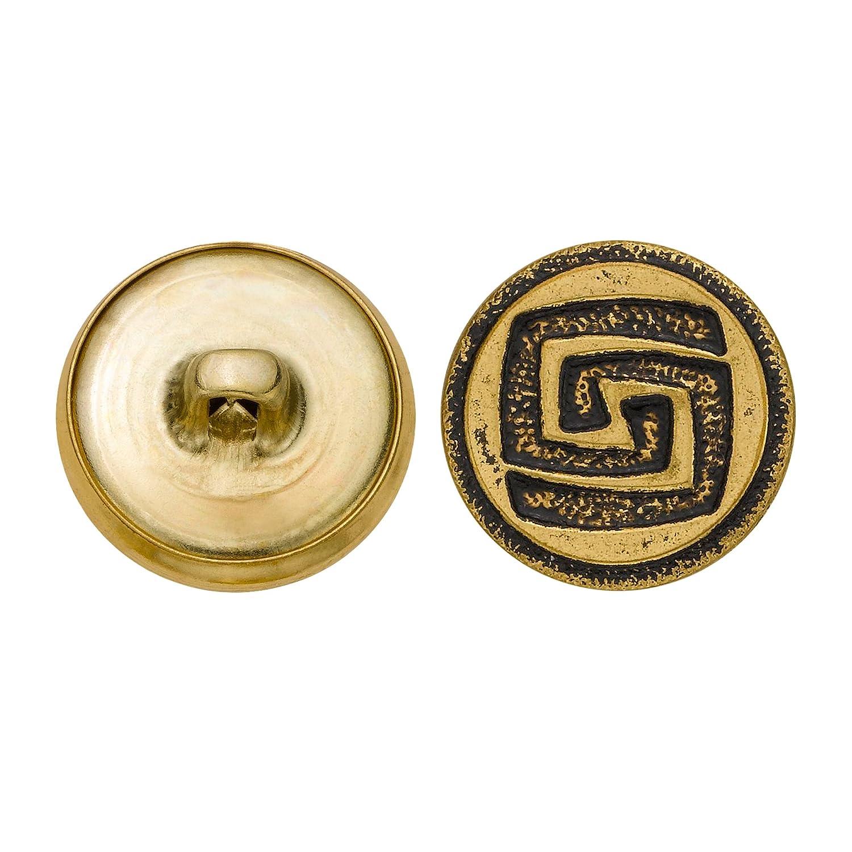 Amazon com: C&C Metal Products 5233 Modern Metal Button