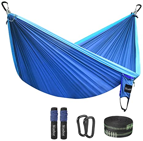 fabric hammock product orange and portable hellomall grey nylon parachute