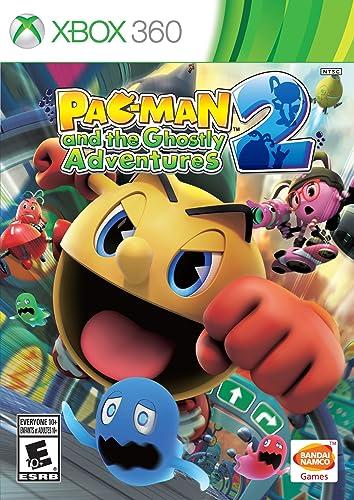 Pacman Ghostly Adventures 2 Xbox 360 Amazon Com Mx Videojuegos