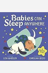 Babies Can Sleep Anywhere Kindle Edition