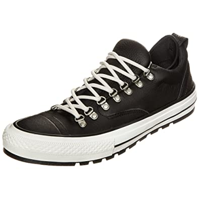 0b4685befc10 Converse Unisex Mens Chuck Taylor All Star Descent Ox Fashion Sneaker  Leather Shoe