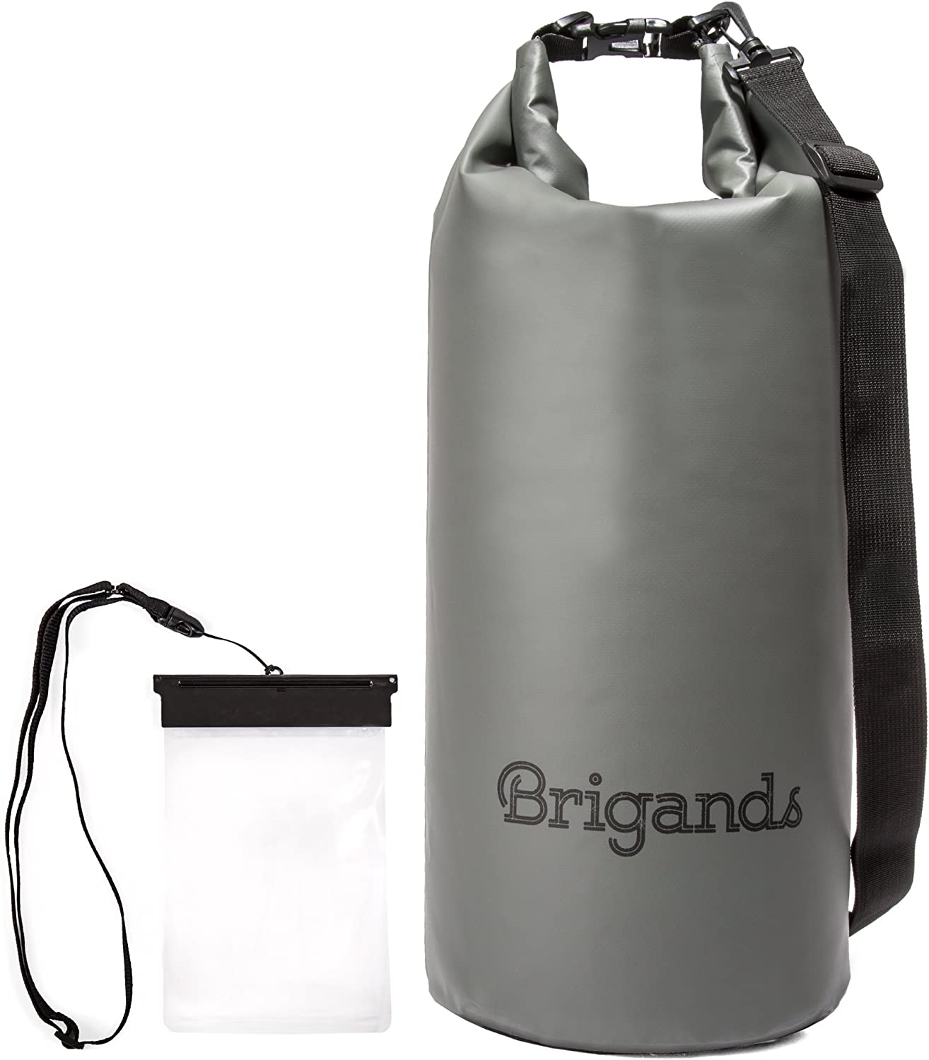 Brigands Waterproof Dry Bag with Phone Case