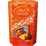 Lindt Lindor Limited Edition Orange Milk Chocolate Truffles, 200g