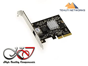 Kalea Informatique - Tarjeta controladora PCIe Ethernet 10 GBase-T ...