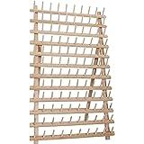120 Spool / Cone Wood Thread Rack - By Threadart - 3 Sizes Available