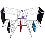 Magna Homewares Advance Purple Series Super Robusto Cloth Drying Stand