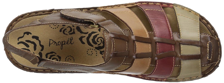 Propet B073HKCTB3 Jubilee Wedge Sandal B073HKCTB3 Propet 8.5 W US|Bark Multi 1564b6