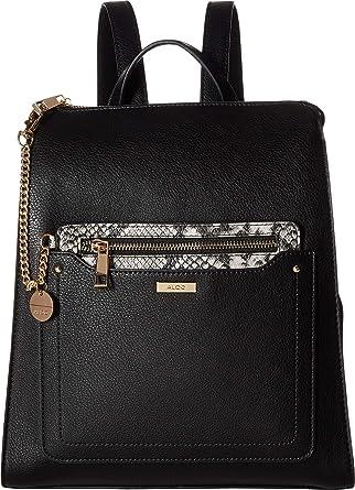 b69f1370fdd Amazon.com  ALDO Women s Portwine Black One Size  Clothing