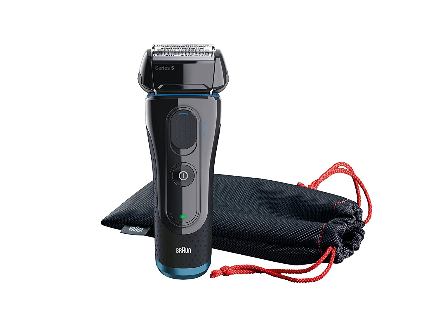 Braun Series 5 5040 Men's Electric Foil Shaver, Wet and Dry Rechargeable Man Face Shaver Procter & Gamble 8405268