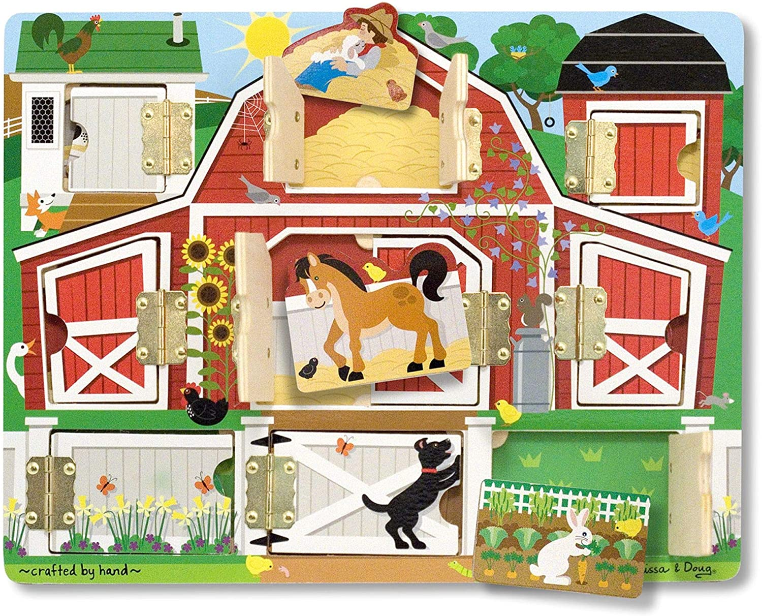 Top 10 Best Farm Animal Toys For Toddlers (2020 Reviews & Buying Guide) 6