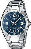 Casio Edifice – Herren-Armbanduhr mit Analog-Display und Edelstahlarmband – EF-125D