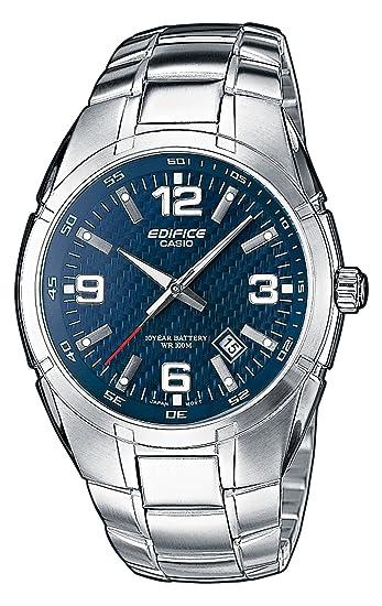 Casio Reloj de pulsera EF-125D-2AVEF  Amazon.es  Relojes 8a5545a5a955