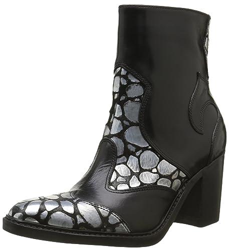 28b86aa045 Donna Piu - Botas de Otra Piel Mujer, (Sauron Antracite/Tequila Nero), 40  EU: Amazon.es: Zapatos y complementos