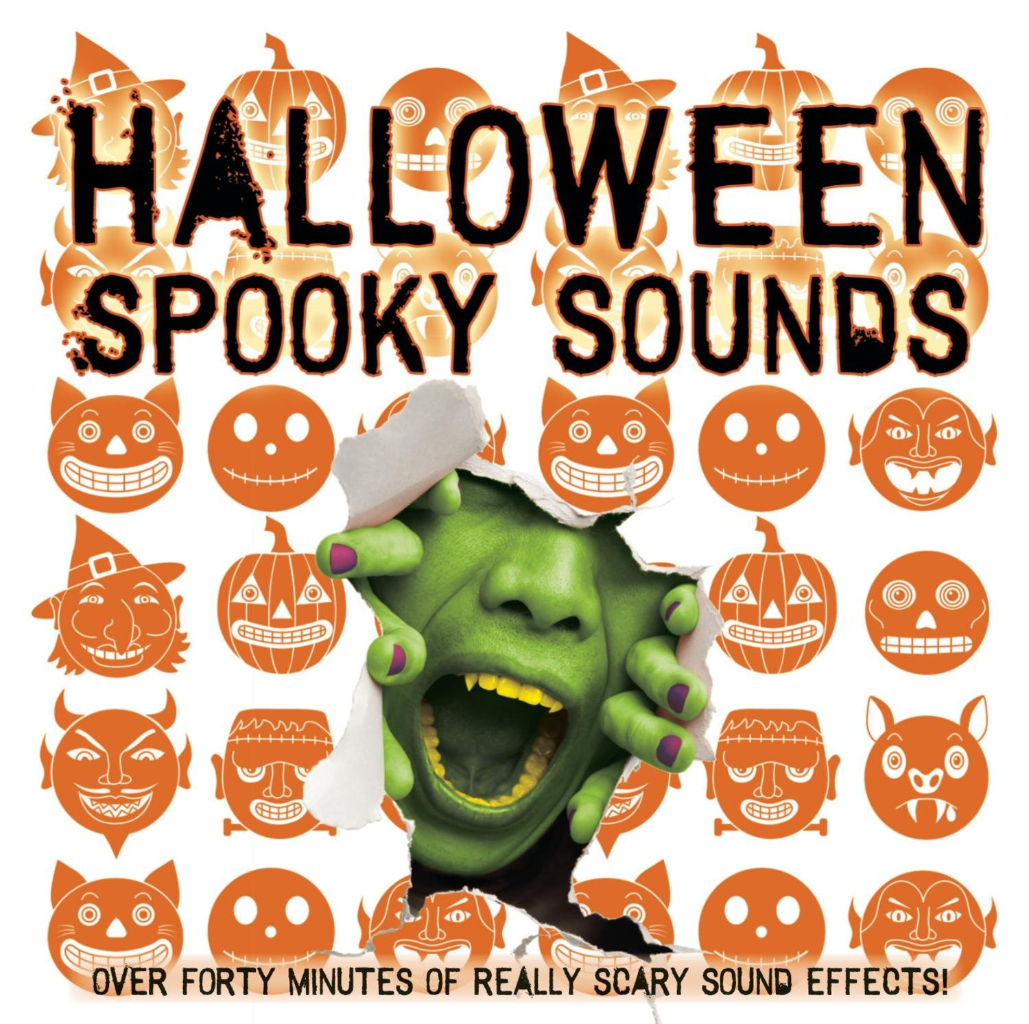 various artists halloween spooky sounds amazoncom music