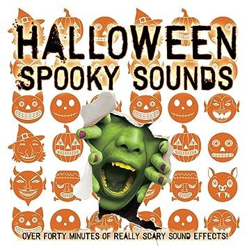 Various Artists - Halloween Spooky Sounds - Amazon.com Music