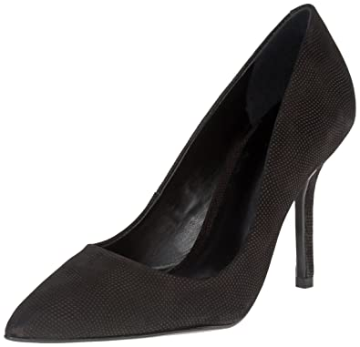559257ad1c Aldo Women's Viadien Dress Pump, Black Nubuck, 5 ...