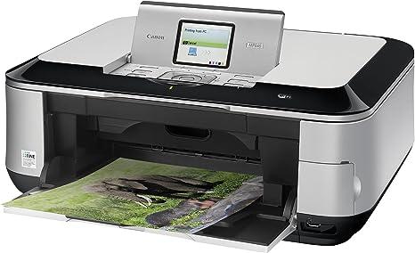 Canon PIXMA MP640 Network Ready Premium All-In-One Photo Printer:  Amazon.co.uk: Computers & Accessories