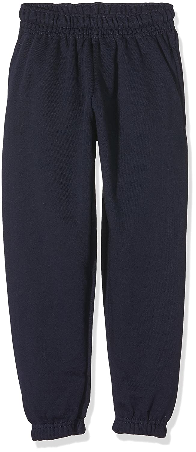Fruit of the Loom Unisex Kids Elasticated Cuff Classic Jog Pants 64-051-0