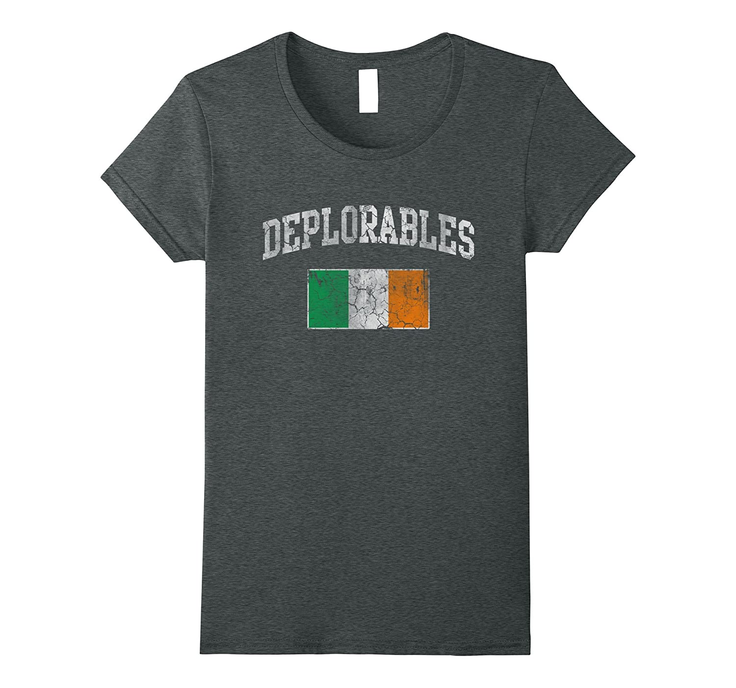Deplorables Irish Shirt Kelly Green-Teechatpro