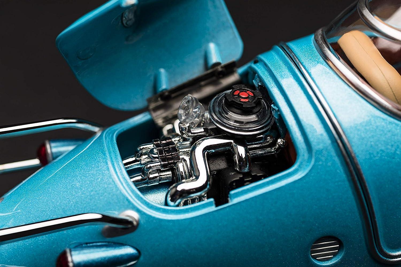The Wand Company WRC11418 Fallout Fusion Voiture moul/ée sous Pression Bleu