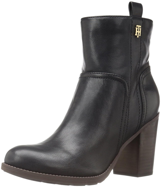 Tommy Hilfiger Women's Darcell Ankle Bootie B01ERX7BKW 9 B(M) US|Black