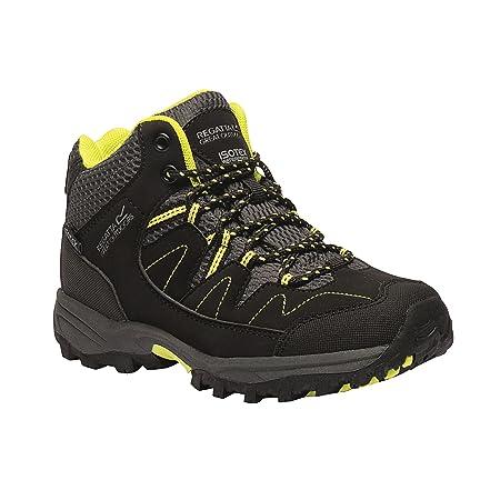 Regatta Great Outdoors Childrens/Kids Holcombe Mid Cut Waterproof Walking  Boots (UK 1)
