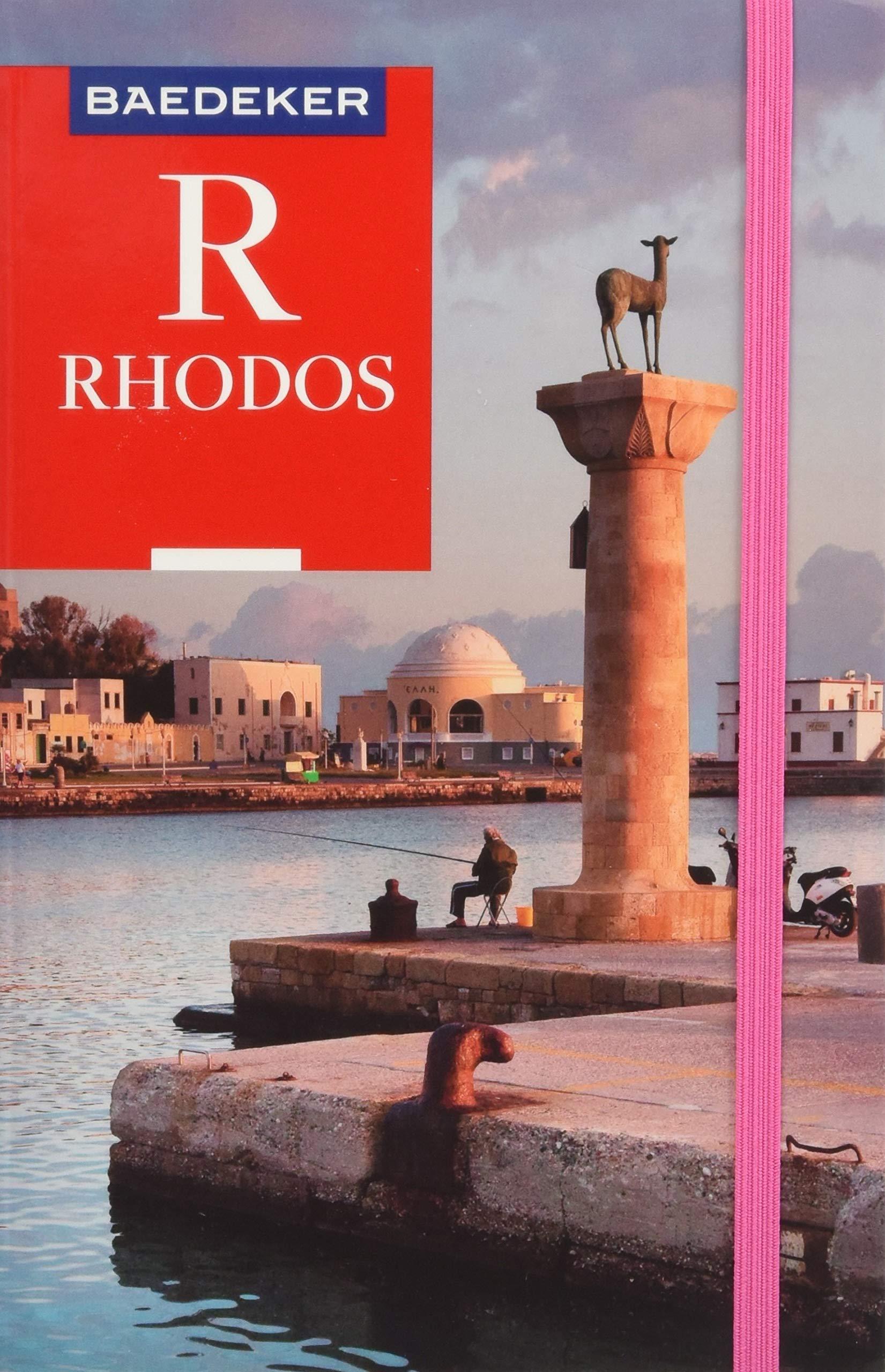 Baedeker Reiseführer Rhodos: mit praktischer Karte EASY ZIP
