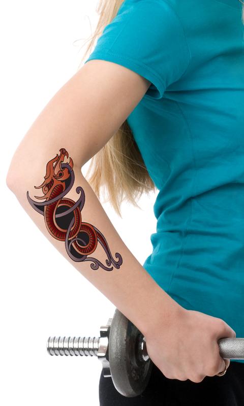 Mi tatuaje Foto Maker: Amazon.es: Appstore para Android