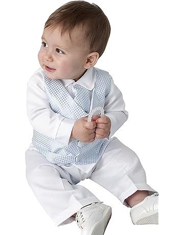 ventas calientes Excelente calidad valor fabuloso Ropa de bautizo para bebés niño | Amazon.es