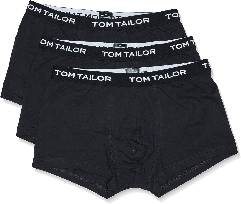TOM TAILOR Cale/çon Homme Lot de 3